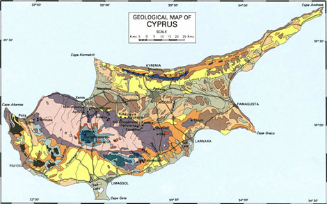 Paphos residents fear landslide