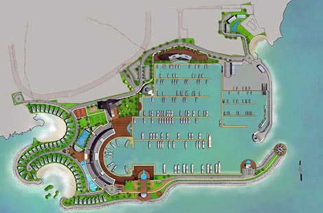 Ayia Napa Marina - SourceG. Caramondanis Investments Ltd