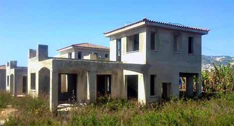Cyprus construction activity