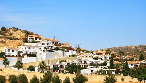 Investment in Cypriot real estate