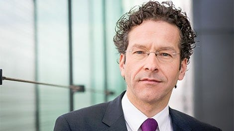 The foreclosures hurdle must be overcome says Jeroen Dijsselbloem