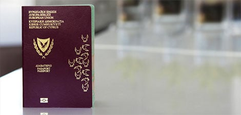 cyprus citizenship passport