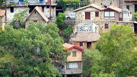 Cyprus property sales falter
