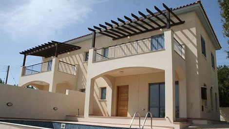 Cyprus property sales up 27 per cent