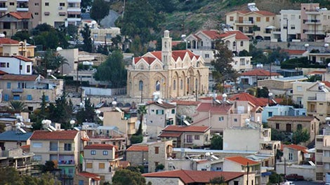 Cyprus house prices rise