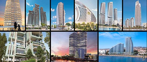 Fears over Limassol upcoming skyline