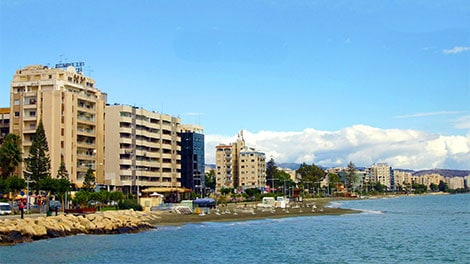 Limassol is one of the world's top 100 cities
