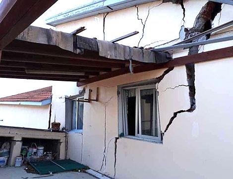 devasted pissouri property Limnes