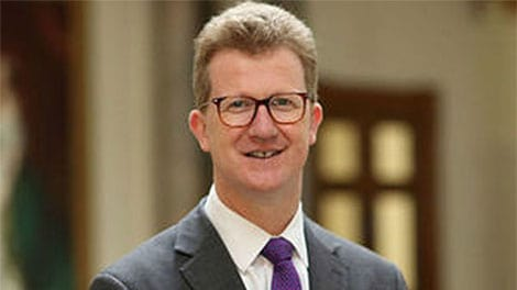 High Commissioner to Cyprus Stephen Lillie
