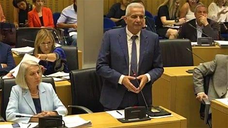 Cyprus opposition parties delay NPLs & Co-op bills