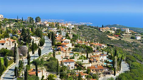 Cyprus property sales