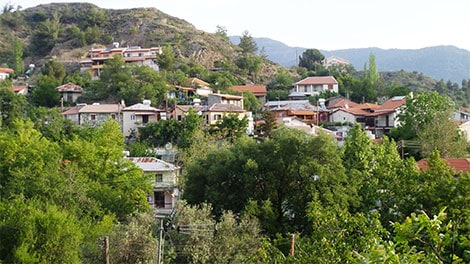 Cyprus house prices rise 0.6 per cent