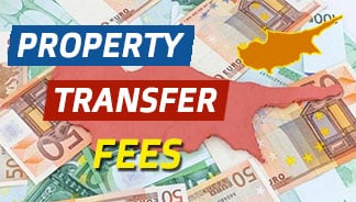 Cyprus property transfer fees